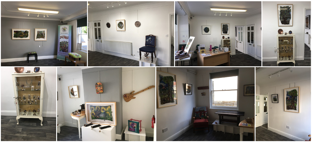 Escape Artists at Carre Gallery, Sleaford Dates: 21 September – 3 October 2020,