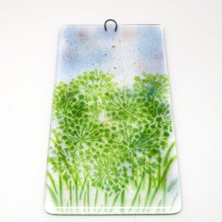 Fused Glass Wall Hanging (03) | Anita Ruiz