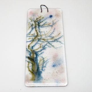 Fused Glass Wall Hanging (04) | Anita Ruiz