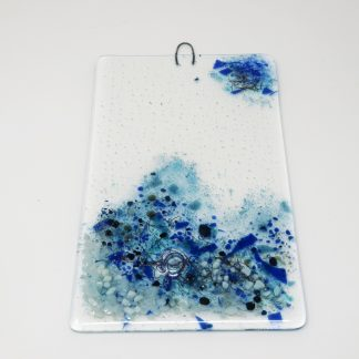 Fused Glass Wall Hanging (05) | Anita Ruiz
