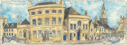 Stamford Arts Centre and Theatre Card