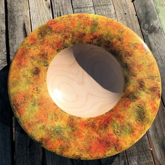 Sycamore Autumn Bowl