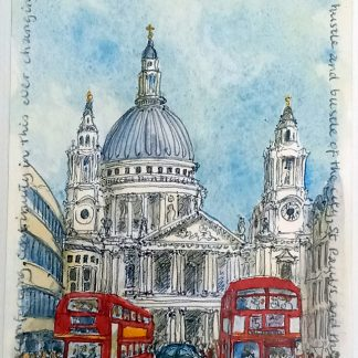 St. Paul's Cathedral Print | Karen Neale