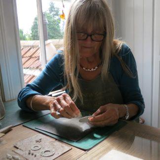 Lesley Adolphson | Silversmith