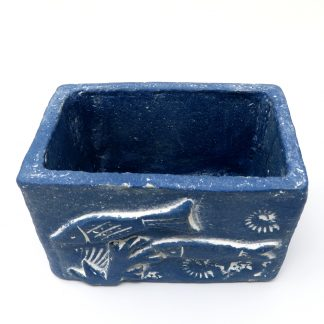 Ceramic Box - Fishes | Dawn Isaac