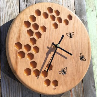 honey bee clock