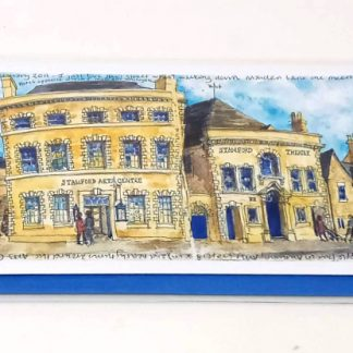 Stamford Arts Centre and Theatre Card