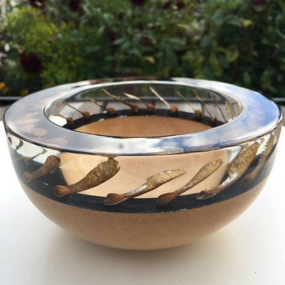 Sycamore Seed Pod Bowl