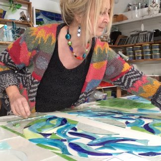 Cathi Prince | Stained & Fused Glass